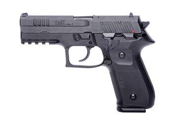 Rex Zero 1S Black 17 Round 9MM Pistol